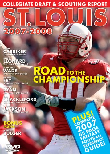 Road to the Championship - Rams 2007-2008