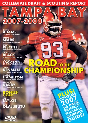 Road to the Championship - Buccaneers 2007-2008