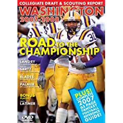 Road to the Championship - Redskins 2007-2008
