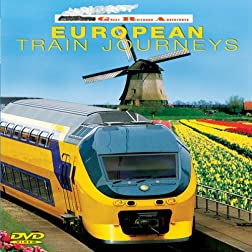 Great Railroad Adventures: European Train Journeys