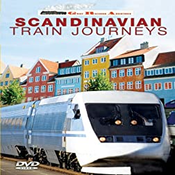 Great Railroad Adventures: Scandinavian Train Journeys