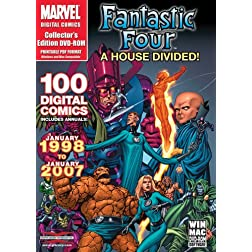 Fantastic Four: A House Divided!