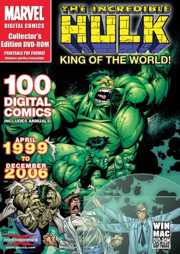 The Incredible Hulk: King of the World!