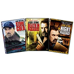The Jesse Stone Film Collection (Stone Cold / Death in Paradise / Night Passage)