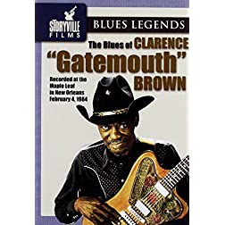 The Blues of Clarence Gatemouth Brown