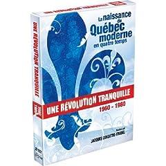 Revolution Tranquille-Quebec 1960-80