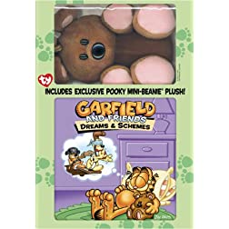 Garfield and Friends: Dreams & Schemes (Includes Exclusive Pooky Mini-Beanie Plush!)