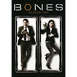 Bones - The Complete Second Season