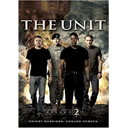 The Unit - The Complete Second Season