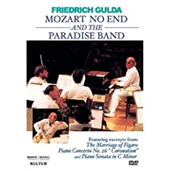 Mozart No End & The Paradise Band - Friedrich Gulda