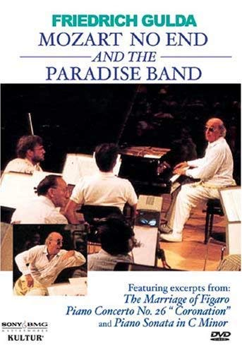 Mozart No End & The Paradise Band - Friedrich Gulda