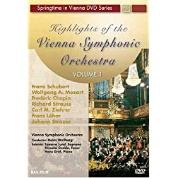 Highlights of the Vienna Symphonic Orchestra Volume 1 / Tamara Lund, Nicolo Gedda