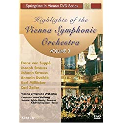 Highlights of the Vienna Symphonic Orchestra Volume 3 / Sylvia Geszty, Adolf Dallapozza