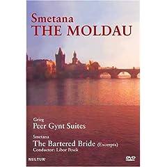 Grieg Smetana - The Moldau / Czech Philharmonic Orchestra