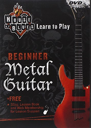 House of Blues Presents Learn to Play Metal Guitar - Beginner
