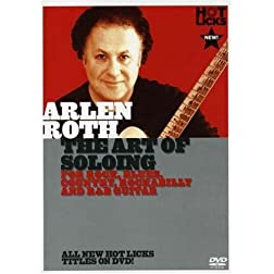 Arlen Roth: Art of Soloing