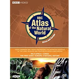 BBC Atlas of the Natural World: Africa/Europe