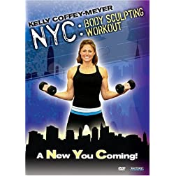 Kelly Coffey-Meyer: NYC Body Sculpting Workout