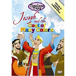 Timeless Tales: Joseph & The Coat of Many Colors