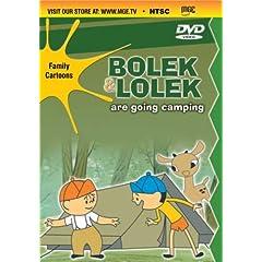 Bolek and Lolek Are Camping