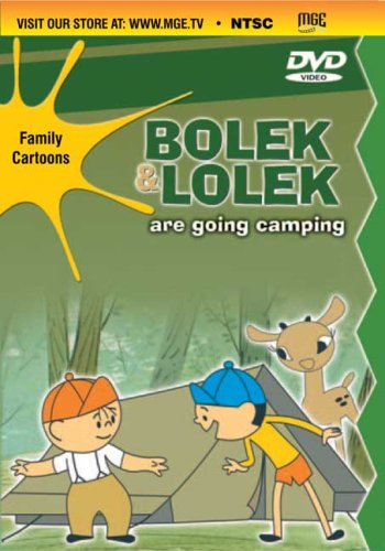 Bolek and Lolek Are Camping