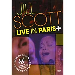 Jill Scott: Live in Paris