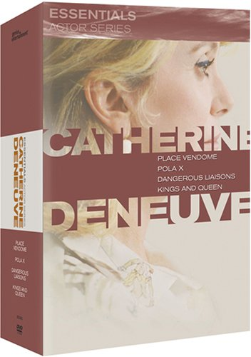 Catherine Deneuve Collection (Place Vendome / Pola X / Dangerous Liaisons / Kings and Queen)