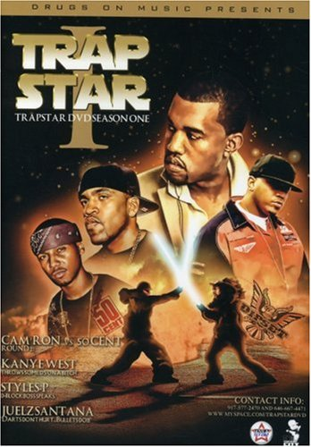 Trapstar DVD Season 1