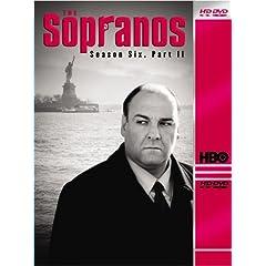 The Sopranos - Season 6, Part 2 [HD DVD]