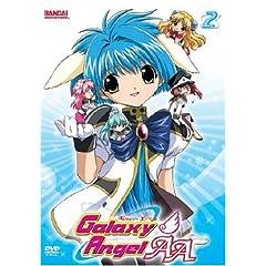 Galaxy Angel AA, Vol. 2