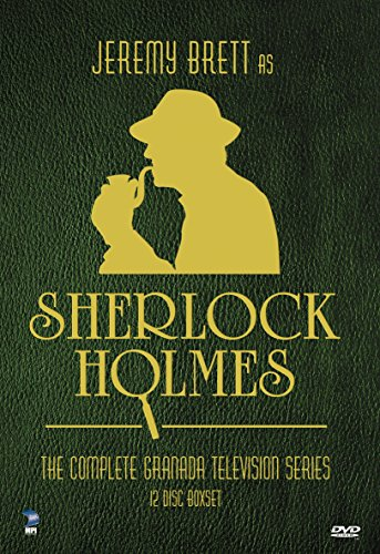 Sherlock Holmes: The Complete Granada Television Series (12 DVD)