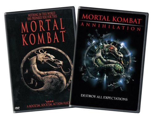Mortal Kombat/Mortal Kombat 2: Annihilation