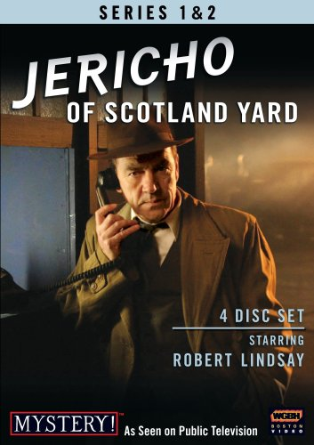 Jericho of Scotland Yard - Series 1 & 2
