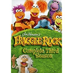 Fraggle Rock - Complete Third Season