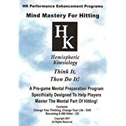 Mind Mastery For Hitting