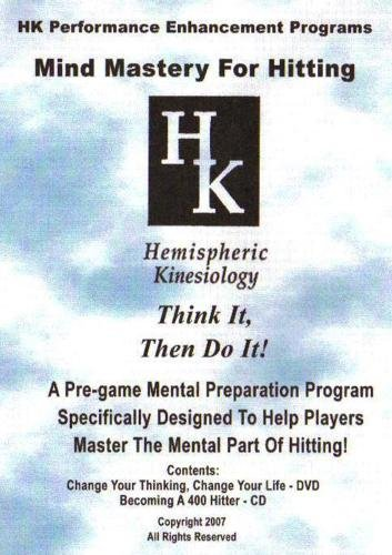 Mind Mastery For Hitting (DVD & CD)