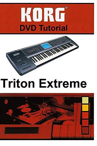 Korg Triton Extreme DVD Tutorial