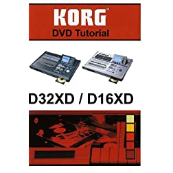 Korg D32XD & D16XD Series DVD Tutorial