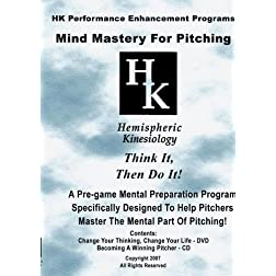 Mind Mastery For Pitching (DVD & CD)