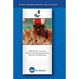 1998 NCAA(R) Division I Women's Swimming and Diving National Championship