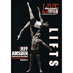 Live At Broadway Dance Center: Lifts Vol. 1 with Jeff Amsden featuring Katy Spreadbury