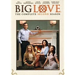 Big Love - The Complete Second Season