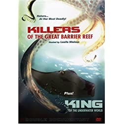 Underwater World Double Feature: Killers of the Great Barrier Reef/King of the Underwater World