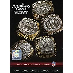 NFL America's Game - The Super Bowl Champions - San Francisco 49ers Collection