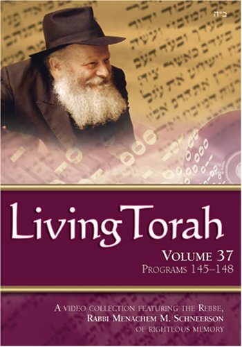 Living Torah Volume 37 Program 145-148