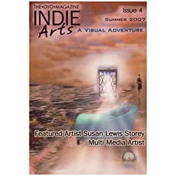 INDIE ARTS:  The DVD Magazine - Issue 4