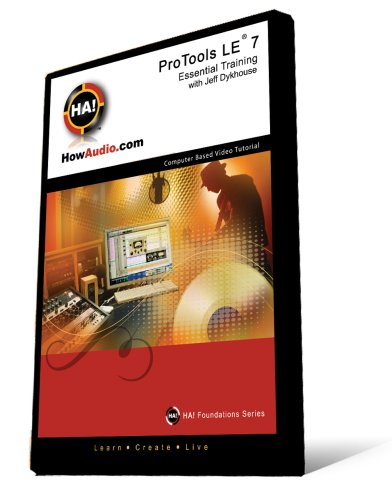 ProTools LE: Essential Training