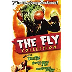 The Fly Collection (The Fly [1958] / Return Of The Fly [1959] / The Curse Of The Fly [1965])