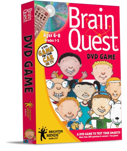 Brain Quest Ages 6-8