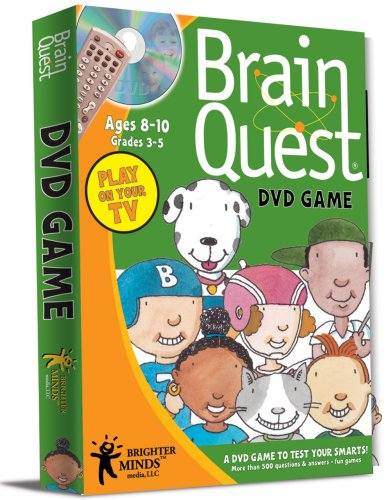 Brain Quest Ages 8-10